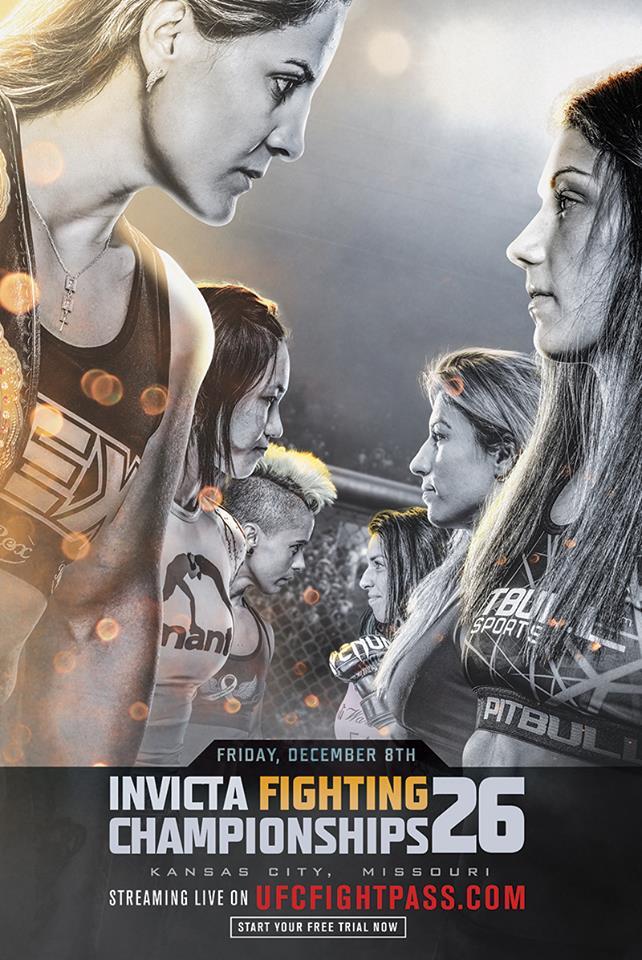 Invicta FC poster